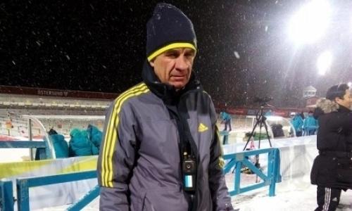 Михаил Дудченко: «Если обыгрываем соперников — значит, пока все у нас идет правильно»