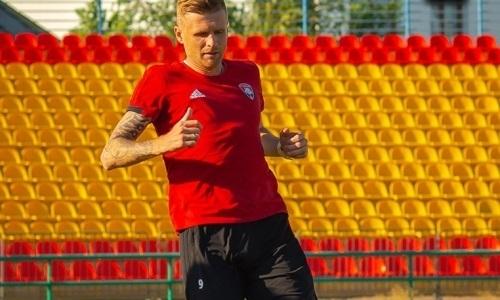 Владимир Аржанов — 50 матчей за «Кайсар» в КПЛ