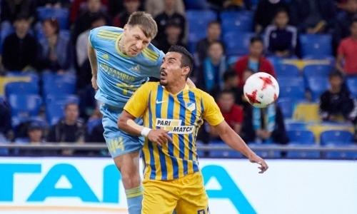 Сколько «Астана» уже заработала в этом сезоне еврокубков