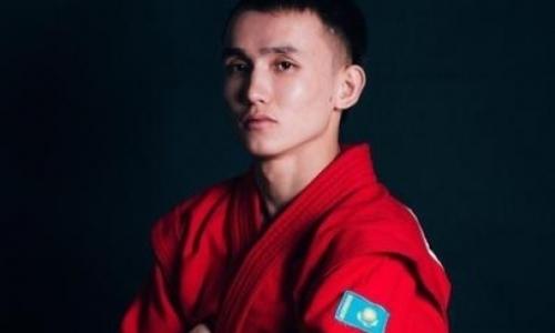 Выигравший со сломанным носом Азиаду-2018 казахстанец озвучил главную цель
