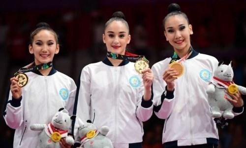 «Это один из самых молодых моих составов». Тренер казахстанских гимнасток — об успехе на Азиаде-2018