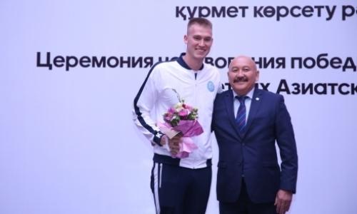 Казахстанские медалисты поделились эмоциями от Азиады-2018