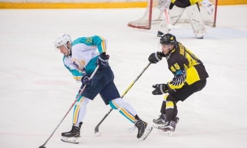 «Сарыарка» проиграла «Торпедо» в первом матче сезона ВХЛ