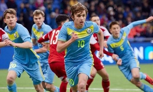 Казахстан U-21 — Словения U-21 0:0. Не забиваешь ты — никто не забивает