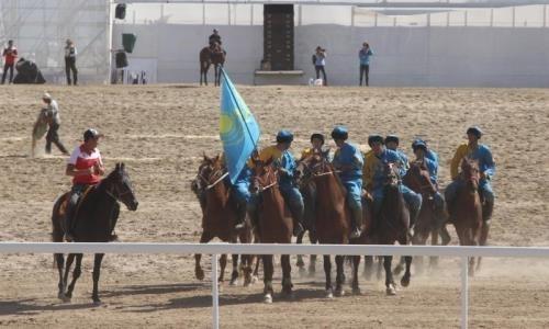 Почему казахстанцы не вышли в финал турнира по кокпару на Всемирных играх кочевников