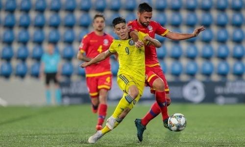 Андорра — Казахстан 1:1. С ума сойти