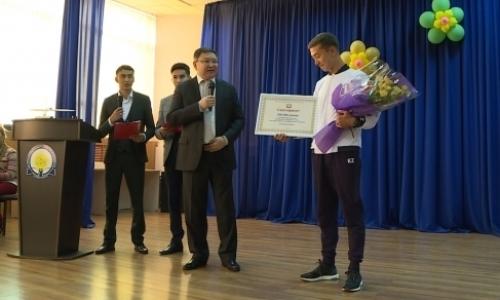 Чемпиона Азиады-2018 освободили от оплаты за обучение в вузе Кокшетау