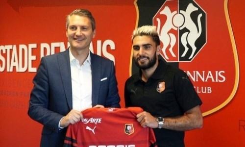 Футболист «Ренна» оценил соперничество с «Астаной» в Лиге Европы