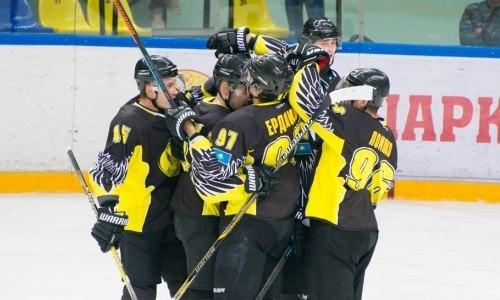 «Сарыарка» одолела «Молот-Прикамье» в матче ВХЛ