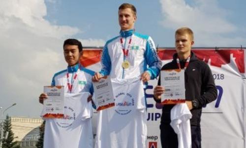 Сборная РК одержала победу в международном турнире «этап UIPM World Global Laser-Run City Tour» по лазерран в Новосибирске