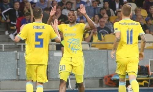 «Динамо» Киев — «Астана» 2:2. Ничья, которая войдет в историю
