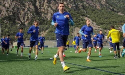 Дмитрий Шомко: «Побеждать Андорру на ее поле можно»
