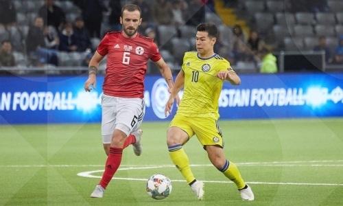 Ника Квеквескири: «Обидно за наших друзей... Не хотелось быть прямым конкурентом Казахстана»