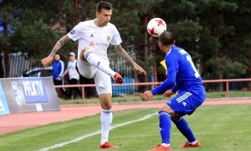 Дмитрий Мирошниченко: «Я всегда жду приглашения в национальную сборную Казахстана»