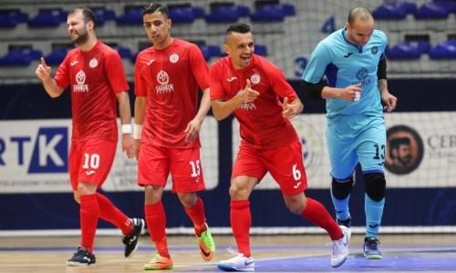 «Кайрат» без главного тренера «уничтожил» белорусов в Лиге Чемпионов