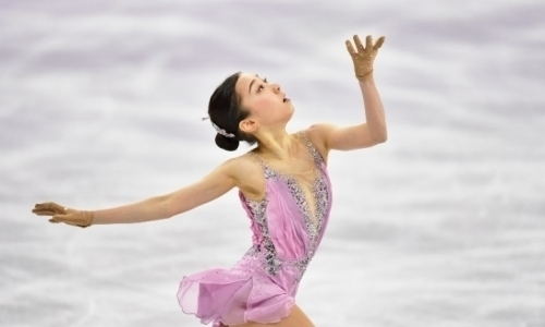 Турсынбаева взяла «серебро» Finlandia Trophy