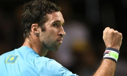 Кукушкин отыграл одну строчку в рейтинге ATP