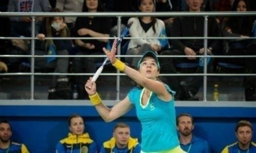 Воскобоева и Панова покидают парные соревнования в Линце