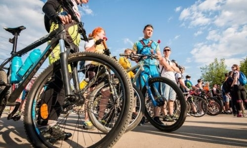 В честь Дня города Алматы пройдет велопробег
