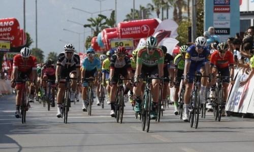 Гонщик «Астаны» стал 14-м на втором этапе «Тура Турции»