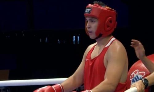 Казахстанский супертяж уступил чемпиону мира «золото» юношеской Олимпиады