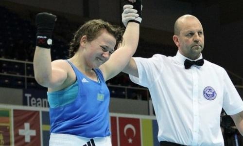 Чемпионка мира из Казахстана выиграла «бронзу» юношеской Олимпиады