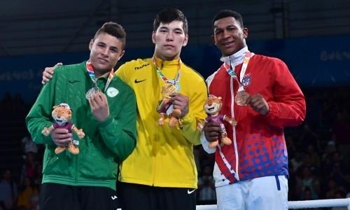 Айбек Оралбай: «Моя цель — стать олимпийским чемпионом среди взрослых»