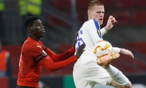 «Ренн» — «Динамо»: как сыграли соперники «Астаны» по группе Лиги Европы