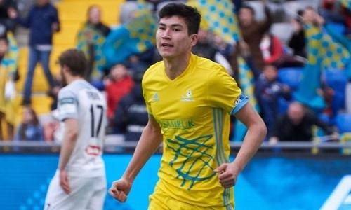 «Астана» и «Кайрат» забили пять голов в принципиальном матче