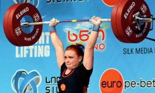 Казахстан выиграл вторую медаль на чемпионате мира по тяжелой атлетике