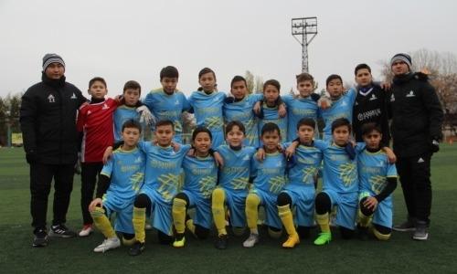 «Астана-2006» не проиграли не одного матча на международном турнире в Алматы