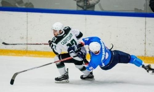 Листки хоккейного календаря. Неделя №10. 5-11 ноября. «Мамлюки» осушили «Иртыш»