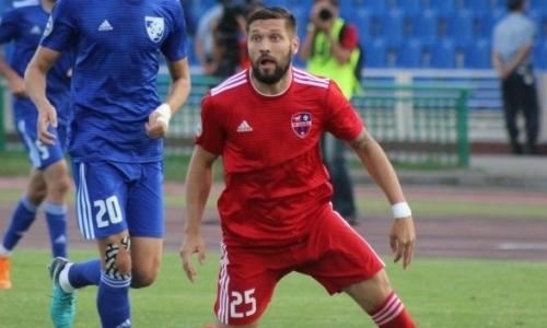 Автор гола в ворота сборной Казахстана в Лиге наций покинет КПЛ