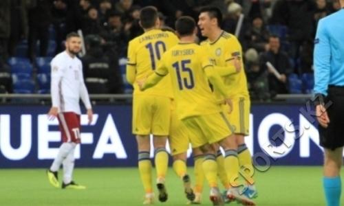 Казахстан — Латвия 1:1. Чего-то снова не хватает, или Реальность такова
