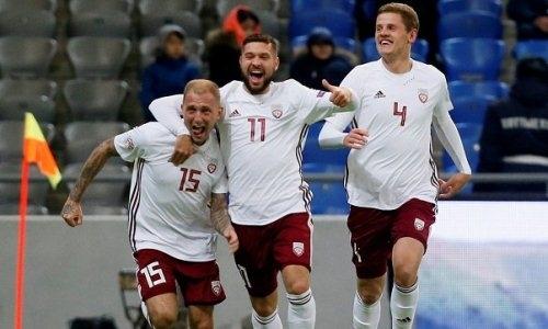 Артур Карашаускс: «В двух играх Казахстан был чуть получше»