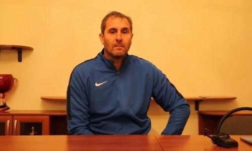 Димитар Димитров: «В некоторых моментах помешало поле, но с реализацией у нас есть серьезные проблемы»