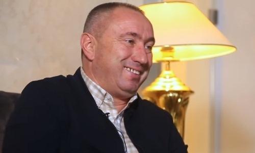 Стоилов назвал ленивого, но талантливого казахстанского защитника