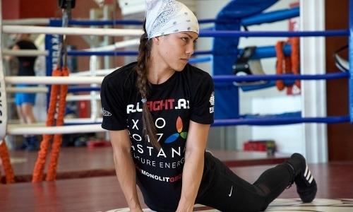Шарипова получила травму перед боем с серьезной соперницей за титулы  IBO и WBC