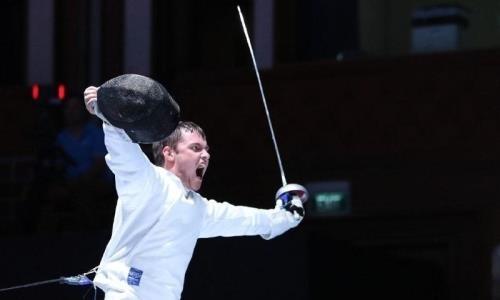 Чемпион Азиады-2018 из Казахстана стал призером этапа Кубка мира