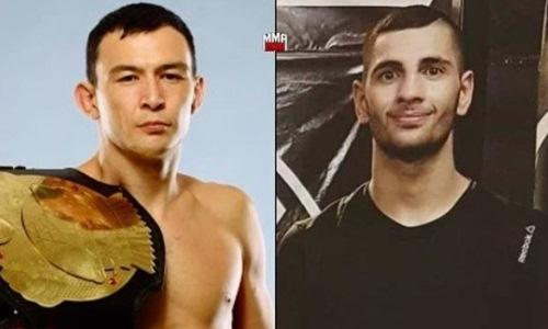 Букмекеры назвали фаворита дебютного боя первого казаха в UFC