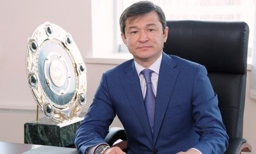 """Саян Хамитжанов: «""""Астана"""" — это характер, воля, вера в свои силы и чувство локтя»"""