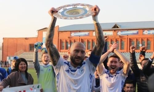 Ренат Абдулин: «В Первой лиге тяжелее, чем в КПЛ»