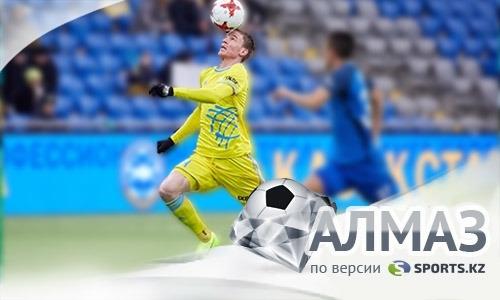 Лучший в ноябре – Марин Томасов