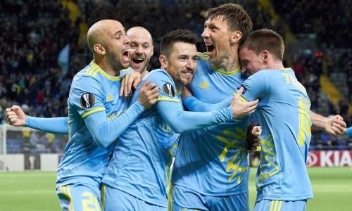 «Астана»: 352 ступеньки футбольного Олимпа