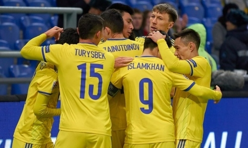 Лучшая команда рейтинга ФИФА. Сборная Казахстана узнала соперников по отбору ЕВРО-2020