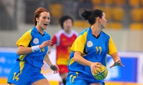 Чемпионат Азии: казахстанки претендуют на третий титул