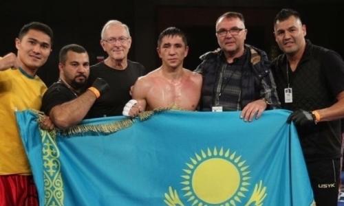 Непобежденные казахстанские боксеры узнали соперников по боям в США