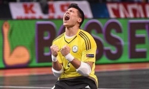 Игрока сборной Казахстана номинировали на звание лучшего вратаря 2018 года