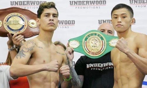 АҚШ-та WBC титулы үшін айқасатын қазақстандық нокаутшы салмақ өлшеуден өтті