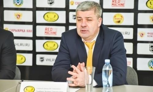 Леонид Тамбиев: «У меня много вопросов к команде по игре»